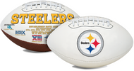 Signature Series NFL Pittsburgh Steelers Autograph Full Size Football