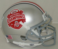 Ohio State Buckeyes SPECIAL 2014 National Champions Schutt Mini Authentic Helmet
