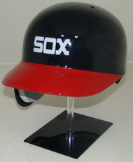 Chicago White Sox Rawlings 1980's Throwback REC Full Size Baseball Batting Helmet
