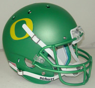 Oregon Ducks Apple Green Alternate Schutt Full Size Replica Helmet