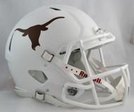 Texas Longhorns NEW Riddell Full Size Authentic SPEED Helmet