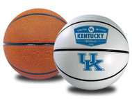 Kentucky Wildcats Official Full Size Signature Series Autograph Basketball with 4 white panels