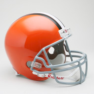 Cleveland Browns Throwback 2006-2014 Riddell Full Size Replica Helmet