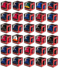 All 30 MLB Rawlings Replica MLB Baseball Mini Helmets