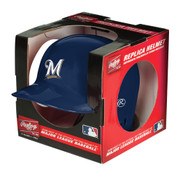 Milwaukee Brewers MLB Rawlings Replica MLB Baseball Mini Helmet
