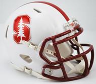 Stanford Cardinals Alternate 2015 NCAA Riddell SPEED Mini Helmet