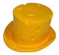 Green Bay Packers NFL Cheesehead Top Hat