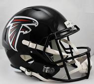 Atlanta Falcons SPEED Riddell Full Size Replica Helmet
