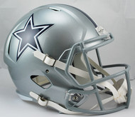 Dallas Cowboys SPEED Riddell Full Size Replica Helmet