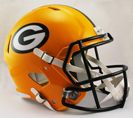 Green Bay Packers SPEED Riddell Full Size Replica Helmet