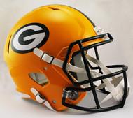 Green Bay Packers SPEED Riddell Full Size Replica Helmet