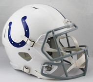 Indianapolis Colts SPEED Riddell Full Size Replica Helmet