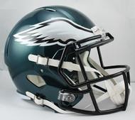Philadelphia Eagles SPEED Riddell Full Size Replica Helmet