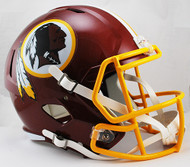 Washington Redskins SPEED Riddell Full Size Replica Helmet
