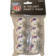 Buffalo Bills Gumball Party Pack Helmets (Pack of 8)