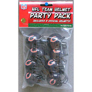 Chicago Bears Gumball Party Pack Helmets (Pack of 8)