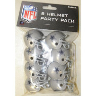 Dallas Cowboys Gumball Party Pack Helmets (Pack of 8)