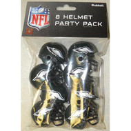 Philadelphia Eagles Gumball Party Pack Helmets (Pack of 8)