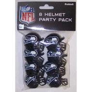 Seattle Seahawks Gumball Party Pack Helmets (Pack of 8)