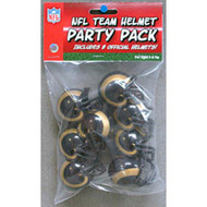 St. Louis Rams  Gumball Party Pack Helmets (Pack of 8)