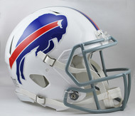 Buffalo Bills NEW Riddell Full Size Authentic SPEED Helmet