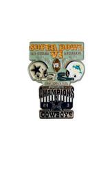 Super Bowl VI (6) Commemorative Lapel Pin