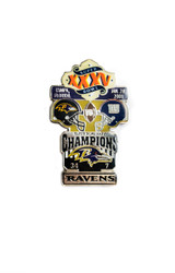 Super Bowl XXXV (35) Commemorative Lapel Pin