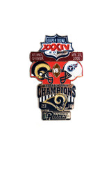 Super Bowl XXXIV (34) Commemorative Lapel Pin