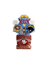 Super Bowl XXIX (29) Commemorative Lapel Pin