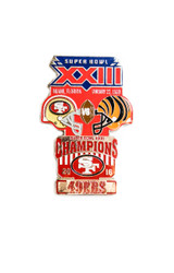 Super Bowl XXIII (23) Commemorative Lapel Pin
