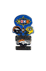 Super Bowl XXXII (32) Commemorative Lapel Pin