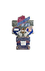 Super Bowl XXI (21) Commemorative Lapel Pin