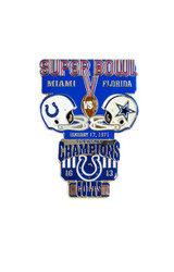 Super Bowl V (5) Commemorative Lapel Pin