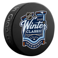 2016 Winter Classic NHL Sherwood Souvenir Puck