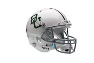 Baylor Bears Alternate White Schutt Full Size Replica Helmet