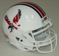 Eastern Washington University Eagles Alternate White Schutt Mini Authentic Helmet
