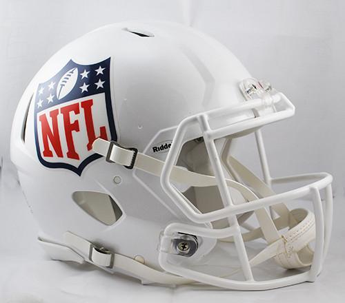 NFL Shield NEW Riddell Full Size Authentic SPEED Helmet e72a7fe3e