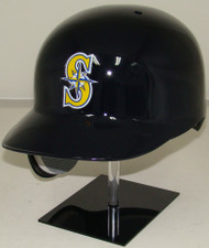 Seattle Mariners New 2016 Logo Rawlings Classic REC Full Size Baseball Batting Helmet