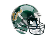 South Florida Bulls Alternate Green Schutt Full Size Replica Helmet