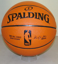 Acrylic Plastic Molded Basketball STAND