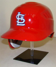 Saint Louis Cardinals RED Home Rawlings Coolflo REC Full Size Baseball Batting Helmet