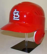Saint Louis Cardinals Red Home Rawlings Coolflo LEC Full Size Baseball Batting Helmet