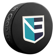 2016 World Cup of Hockey Team Europe Logo Souvenir Hockey Puck
