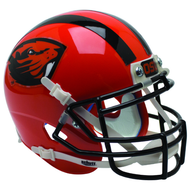Oregon State Beavers Alternate Orange Baever Schutt Mini Authentic Helmet