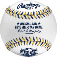 2016 MLB All-Star Game Rawlings Official Baseballs (Dozen)