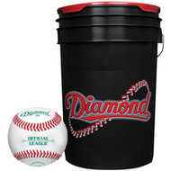 Diamond 30 Bucket Combo (includes 30 D-OB Baseballs)