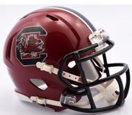South Carolina Gamecocks 2016 Garnet Revolution SPEED Mini Helmet