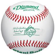 Diamond Pony League Flexi Ball Baseballs (Dozen) DFX-LC5 PL
