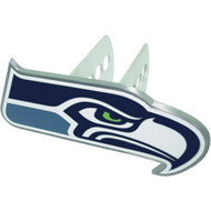 Seattle Seahawks LARGE NFL TRUCK TRAILER HITCH COVER