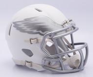 NFL Philadelphia Eagles Riddell Ice Alternate Speed Mini Replica Helmet